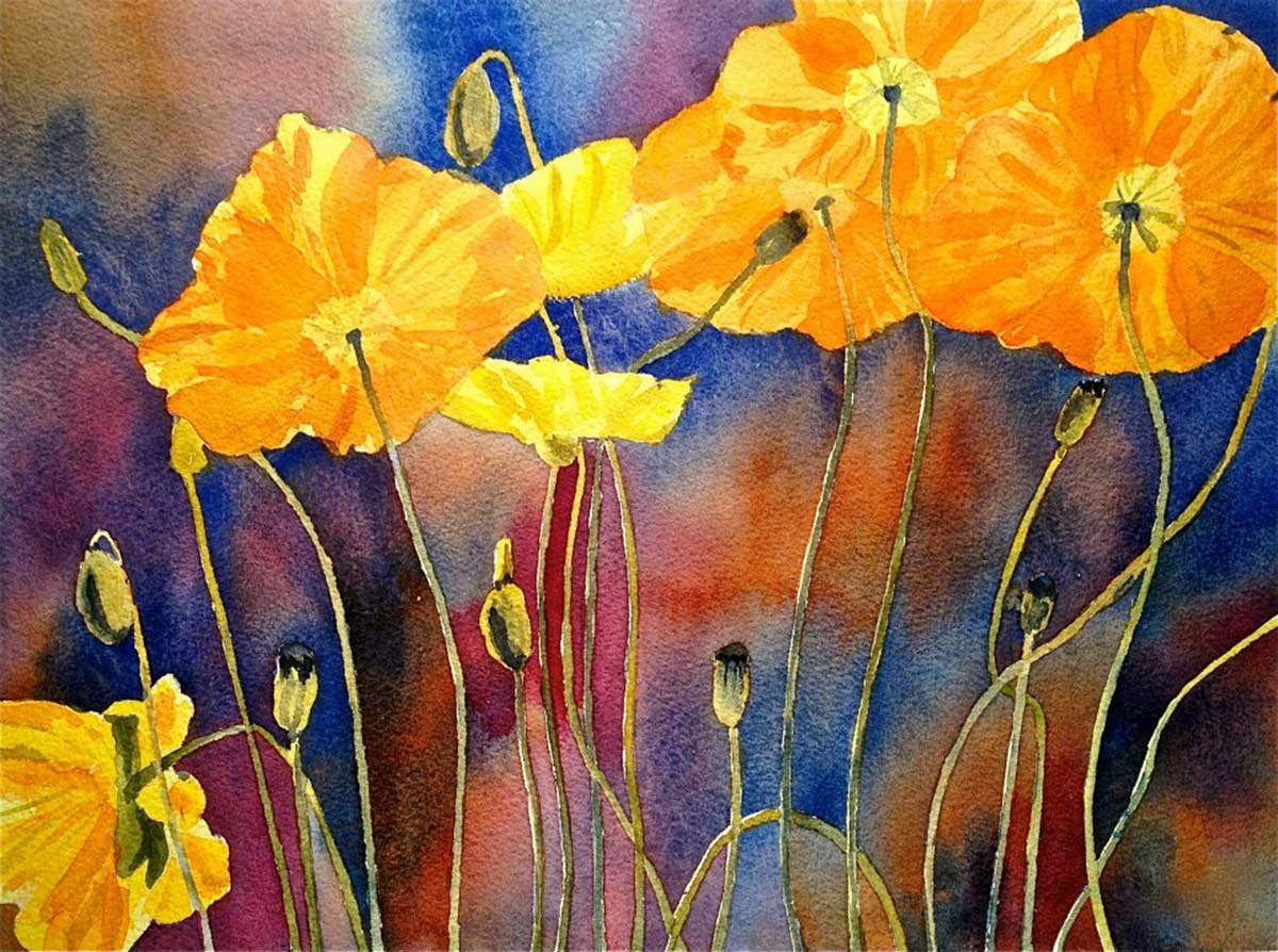 flowers by Janice Blore