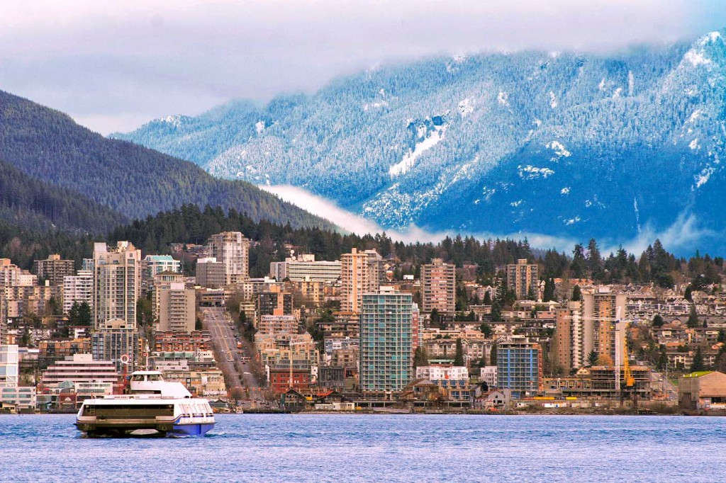 North Vancouver, home of artescapes