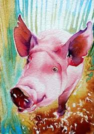 Piggy by Carol Carter